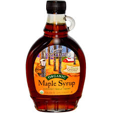 syrup